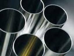 Трубы н/ж 50,8х1,5х6000 мм. н/ж круглые зерк. AISI 304
