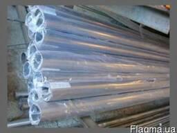 Трубы нержавеющие электросварные полированные, шлифованные