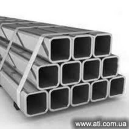 Трубы нержавеющие профильные AISI441, 20х20х1,0