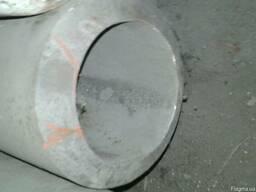 Трубы толстостенные большого диаметра из нержавеющих сталей
