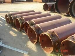 Трубы обсадные инвентарные ф 1500 мм