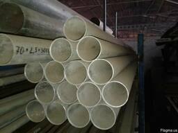 Трубы пищевая нержавейка 68х2,5 мм