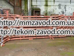 Трубы боковых экранов котла КЕ-2. 5; 4; 6. 5; 10; 25
