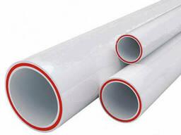 Трубы PPR для отопления и водопровода.