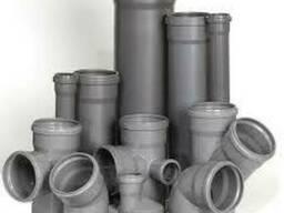 Трубы ПВХ напорные, раструбные для водопровода