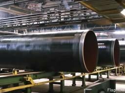 Трубы с антикоррозионным покрытием 57-2420 мм