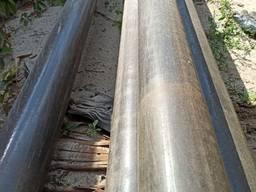 Трубы стальные 89х3, 5мм ГОСТ 10704 изолированные (вус)