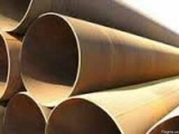 Трубы стальные большого диаметра: 600-1420 мм.