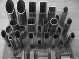Трубы стальные круглые профильные квадрат-е и прямоуг-е