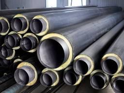Трубы стальные в ПЕ оболочке 219/6/315 и комплектующие к ним