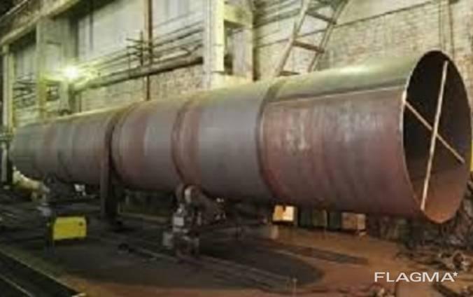 Труба121х10 ст09Г2/121х 6.5 ст.10 диаметр бесшовная, сварная