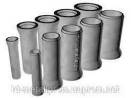 Железобетонные трубы напорные ТН 120 3 гост, цена ЖБИ жб