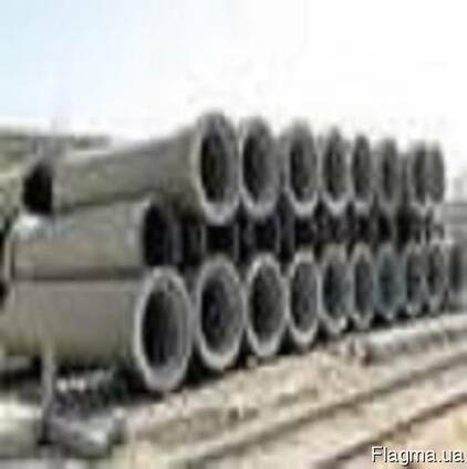Трубы железобетонные безнапорные ТС60.25, ТС80.25