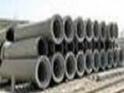 Трубы железобетонные безнапорные ТС60. 25, ТС80. 25