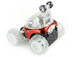 Трюковая машина на дистанционном управлении Limo Toy красный (9295 Red)