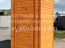 Туалет деревянный из вагонки. СуперЦена! Качественный! Доставка по Украине