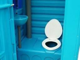 Туалетная кабина передвижная ТПА (биотуалет)