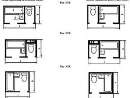 Туалет придорожній ТПІ-1