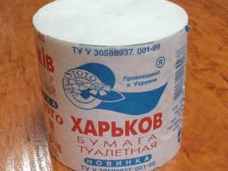 Туалетная бумага различных форматов от производителя