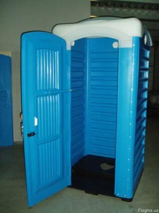 Туалетная кабина на выгребную яму