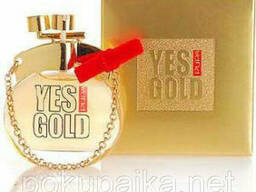 Туалетная парфюмированная вода в стиле Pupa Yes Gold edt. ..