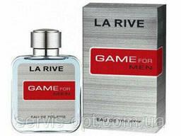 Туалетная вода для мужчин La Rive Game For Man 100 мл. ..