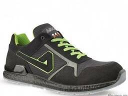 Туфли спортивного вида из натуральной кожи