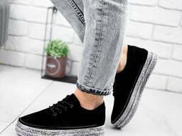 Туфли женские Faba черные 1881