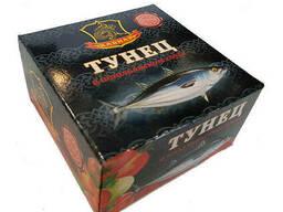 Тунец Хавиар в итальянском соусе 185 гр