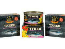 Тунец Хавиар в кисло сладком соусе 185 гр
