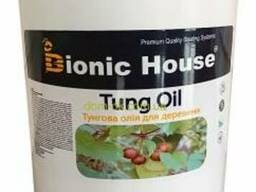 Тунговое масло для дерева Tung Oil 2, 8 л