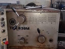 TUR 630M (1М63) токарно-винторезный станок ф 630 мм L 1000 мм, станки есть