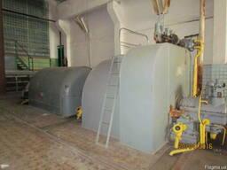 Турбина 6 мВт (мегаватт), с генератором