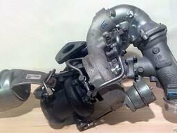 Турбина би-турбо Мерседес Спринтер 906 Sprinter ОМ 651 б/у