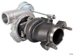 Турбина BMW 525 tds 2.5 105 kw двигатель М51