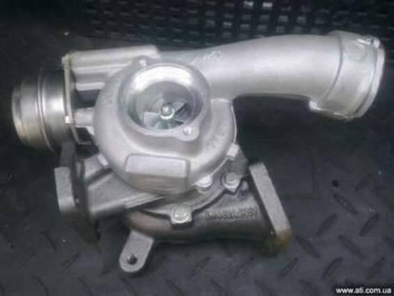 Турбина Фольцваген Т5 Volkswagen 2.5 TDI