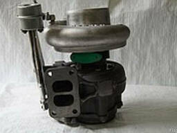 Турбина Холсет на трактор Кейс - Holset HX40W на CASE IH MX