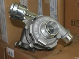 Восстановленная Турбина / KIA Cerato 1. 6 CRDI / Hyundai. ..