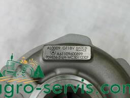 Турбина Mercedes-Benz Sprinter 2.2 CDI 709836-0001