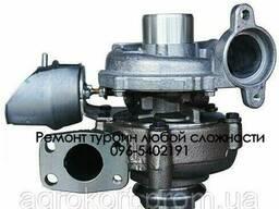 Турбина на Citroen, Ford, Mazda 3, Volvo, Ситроен, Форд, Мазда 3, Вольво,  750030-0001,