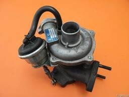 Турбина на Fiat Doblo 1.3 JTD (Фиат Добло) пластик