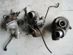 Турбина на Mercedes Sprinter, Vito, Volkswagen LT, T4