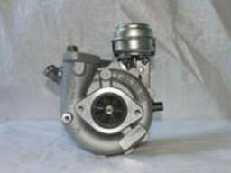 Турбина Nissan Navara 2.5 DI / Nissan Pathfinder 2.5 DI