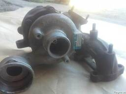 Турбина турбо компрессор vw 1. 9 tdi passat b6 54431015073