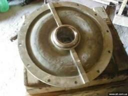 Турбинное колесо гидромуфты привода компрессора ТГМ-4Б