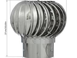Турбодефлектор для вентиляции 150