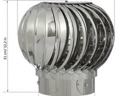 Турбодефлектор для вентиляции Люкс 200