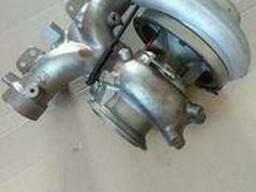 Турбокомпрессор двигателя Borgwarner для грузовика DAF. ..