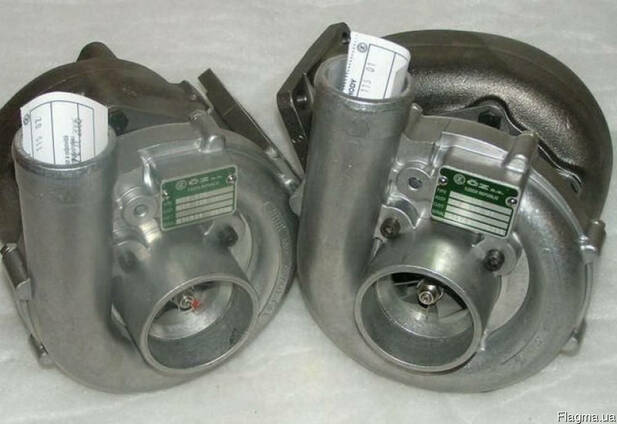 Турбокомпрессор К27-115-01 (правый), К27-115-02 (левый)
