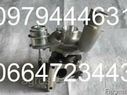 Турбокомпрессор KKK KP-35 / Fiat Doblo / Fiat Punto / Opel C